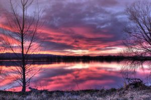 Colorful Colorado Sunset by MtnMama