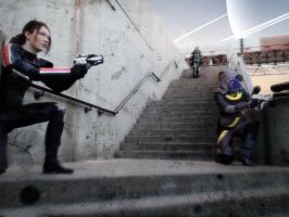 Mass Effect Cosplay by Aladriel