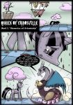 Queen of Chaosville - Page 1 by Yula568