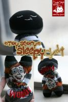 Sleepy Slouchy - Toy Story2 by cleody