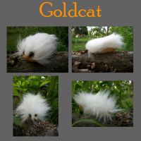 Mini-Ons: Series 3 - Goldcat by Ryaven