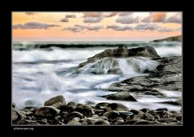 Dunstanburgh Coast by newcastlemale