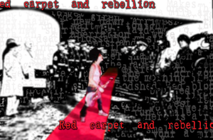Red carpet and Rebellion by d-ranged