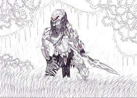 Skull Predator by Bender18