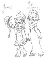 Jeanette and Simon by 7j6