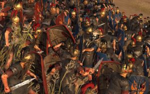 Rome 2 Total War: Civil War by Freelancerrook