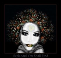 Seek and You shall find by TSHansen