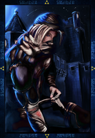 Sheik Son of Shadows by DarthiaWolf