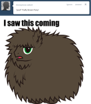 Tumblr Fact #53: The Fluffy pony by Spectty