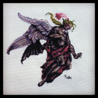 Kefka Palazzo, Final Boss Form by PolygonRainbow