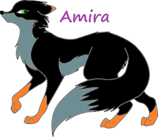 Amira - FoxPack by PintoFire