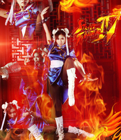 Street Fighter Chunli Cosplay by boomjoy