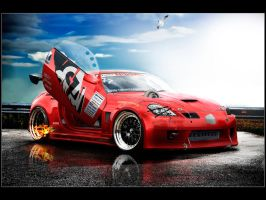 Nissan 350z RE by jericho69
