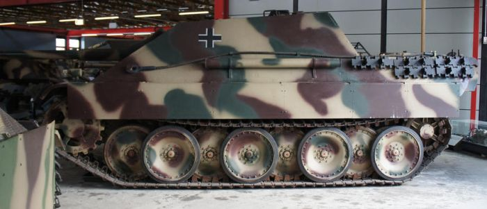 Jagdpanther Sd.Kfz. 173 a by cailleachdhubh