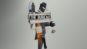 The Bureau: Mann co Declasified by superspy6