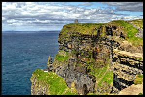 Cliff of Moher... by Yancis