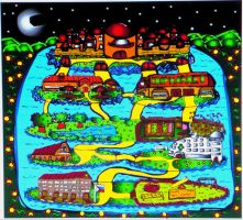 The Map Kingdom Of Meadow Lake by KambalPinoy