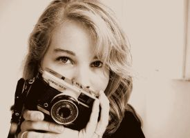 An old camera by musicroos