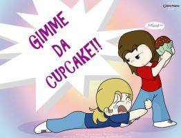 GIMME DA CUPCAKEH by Perry-the-Platypus