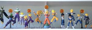 DBZ Collection by 0PT1C5