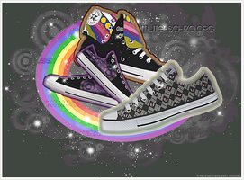converses ADDICT by decadent-geek