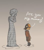 Are You my Mummy? by Shaed-Knightwing