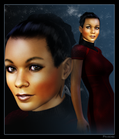 Trek XI Uhura 02 by mylochka