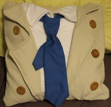 Cas Pillow by Wholock42