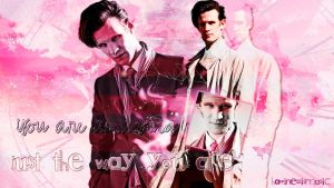 Matt Smith Wallpaper 8 by HappinessIsMusic