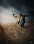 ScareCrow by Drake1024