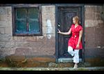 Lejla in Red by PortraitOfaLife