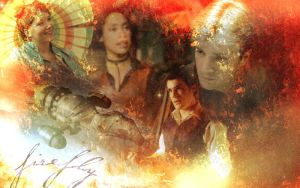 Firefly WP by faded-impression
