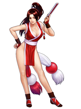 Mai Shiranui by BLFML72
