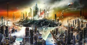 ENERIGON REFINERY CITY by Jeff-Jumpers-art