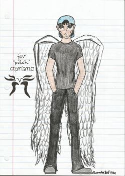 Patch Cipriano by Blade-Of-Ash