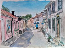 Sigtuna by cristineny