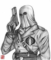 .:Cobra Commander:. by TyrineCarver