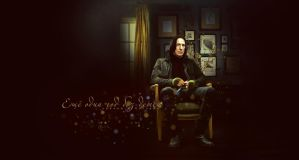 Snape by Naisica