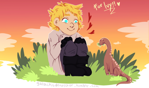 Yogscast Lalna by cannorachan