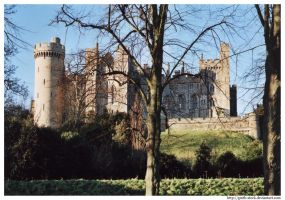 Arundel castle 2 by gmtb-stock