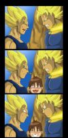 GokuXVegeta? by brocken-jr