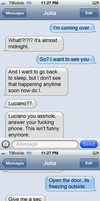 Text Messages by Luci-ano
