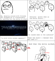 TRUE STORY: MOVIES by BabyClassicSonic
