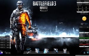BATTLEFIELD 3 by DarkEagle2011