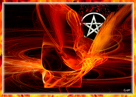 ELEMENTAL FIRE by SCT-GRAPHICS