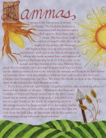 Lammas- the first harvest by jezebelwitch