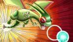Request: Flygon's Dragon Pulse by ECrystalica