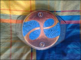Fable III Guild Seal plate by lAmikol