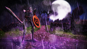 MediEvil - The Hero of Gallowmere by Alaska-Pollock