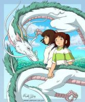Spirited Away.. by SpiritedAwayClub